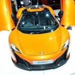ماكلارين سبايدر اس 650 - 2015 - McLaren Spider S650