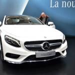 مواصفات و اسعار مرسيدس اس 500 كوبيه 2015 Mercedes S 500 Coupe