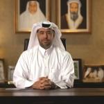 رجل الاعمال العربي غانم بن سعد ال سعد