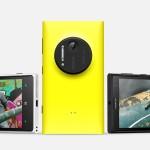 الألوان المتاحة من هاتف Nokia Lumia 1020