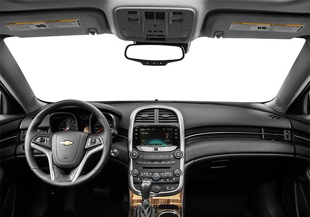 ������� �������� ������ ٢٠١٤ ����� Steering-wheel-of-a-car-2014-Chevrolet-Malibu-LTZ.jpg