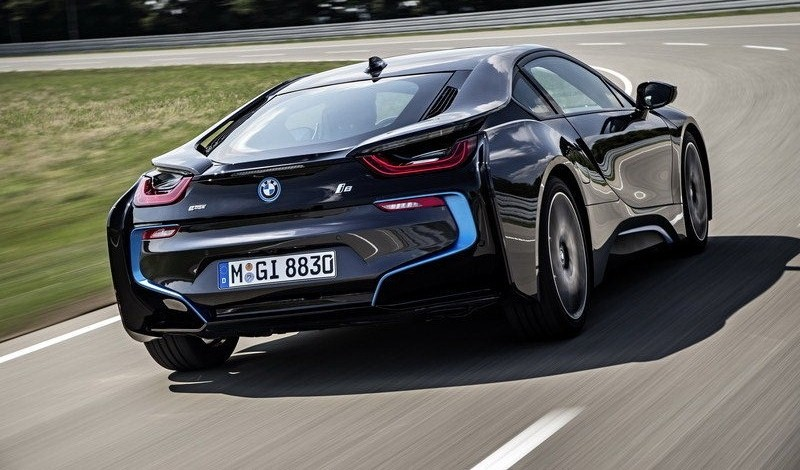 ������� ����� ٢٠١٥ ����� ٢٠١٥ The-back-of-the-car-2015-BMW-I8.jpg