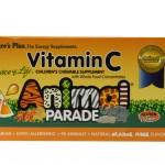 فوائد فيتامين سي للاطفال