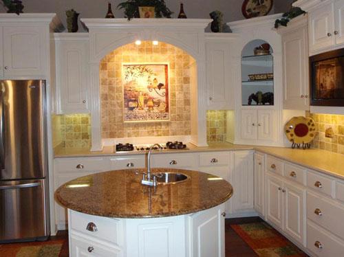 ������ ����� ������ ������ ٢٠١٥ White-Kitchen-Cabinet-Decorating-Ideas.jpg