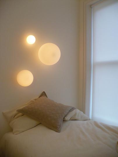 اشكال اضاءة غرف نوم ساحرة | المرسال