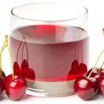فوائد عصير الكرز الاحمر