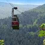 ركوب التلفريك حتى جبل أولوداغ