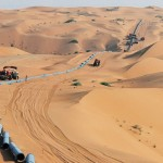 Alghwar oilfield  location - 97370