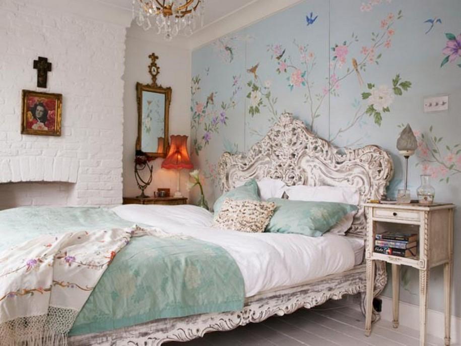 ورق حائط لغرف النوم مميز , ورق حائط رومانسى