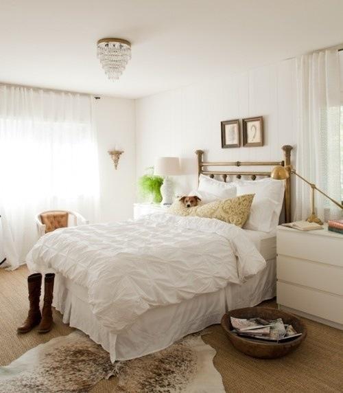 غرف نوم واسعة بألوان فاتحة | المرسال