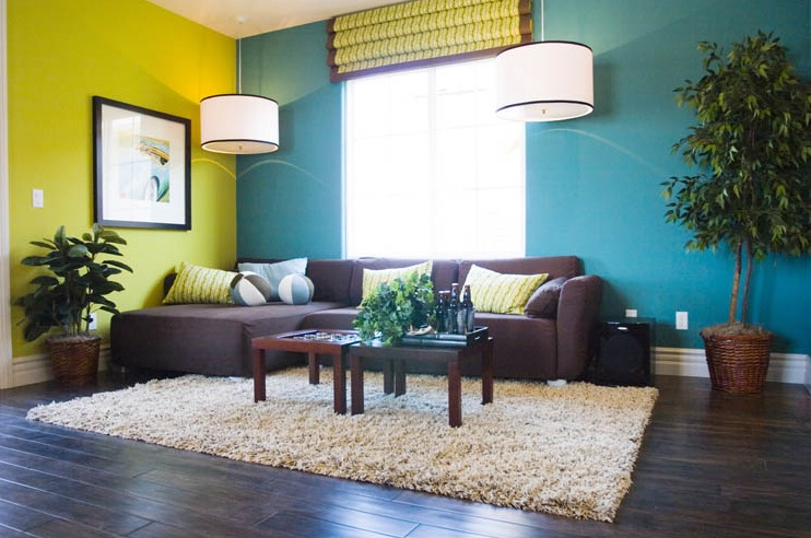 ... Interesting Modern Living Room Paint Schemes Designs To Inspire Part 45