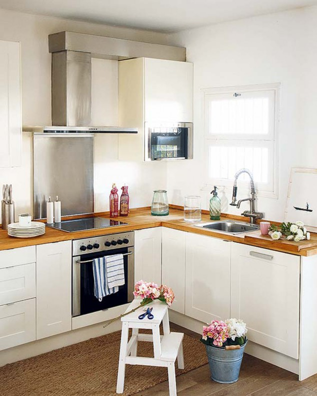 for Gorgeous small kitchens