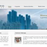 الموقع الالكتروني شركة موارد القابضة  - 100783