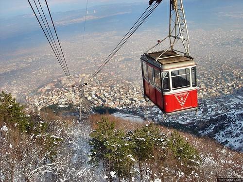 most important tourist sites in Bursa
