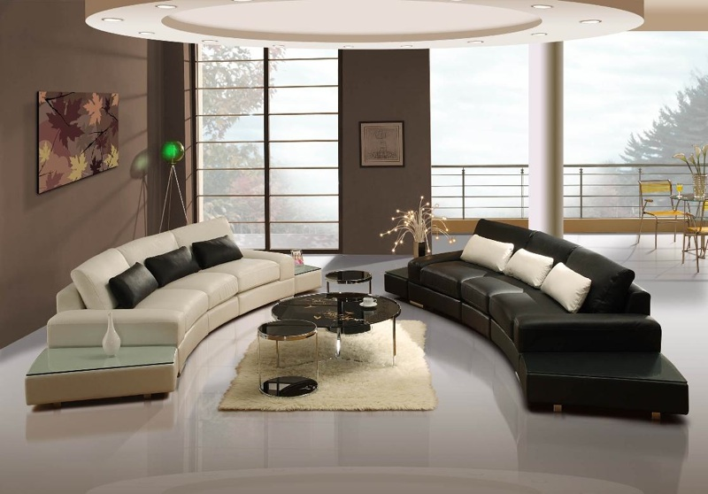 Modern living room | المرسال