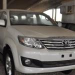 فورتشنر دبل جي اكس 2 - 2014 - Toyota Fortuner GX2