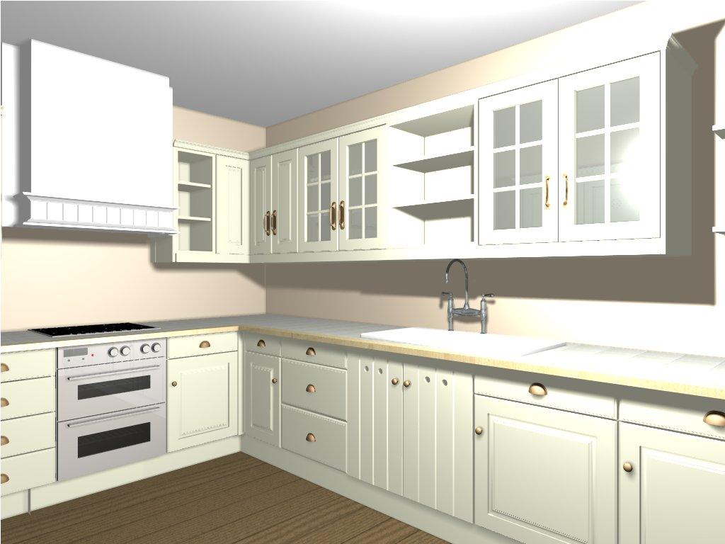3d for Kitchen design reviews