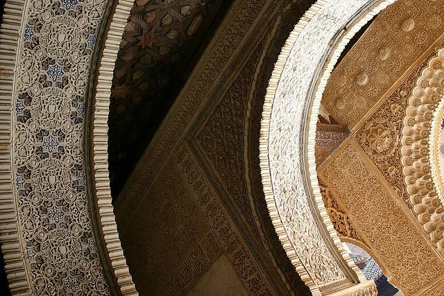 أهم الأماكن السياحية في اسبانيا  Alhambra