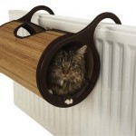 Bamboo Cat Radiator Bed by Jolly Moggy - 115910