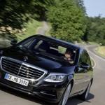مرسيدس الهجينه اس 500 - 2015 - Mercedes S500