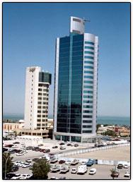Buliding of Kharafi Group | المرسال