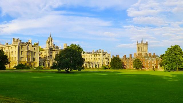 الأماكن السياحية (القروب الأخضر) Cambridge.jpg