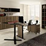 ديكورات غرف مكاتب منزلية