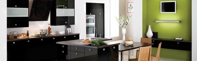 d2ba721d5 إذا كنت ترغب في مطبخ أنيق ، في رأيي يجب عليك استخدام أفضل الأفكار السوداء  تصميم المطبخ الأسود يجعل مطبخك حديث وفاخر ، ولكن قد تحتاج للمساحات الواسعة  ، فهذا ...