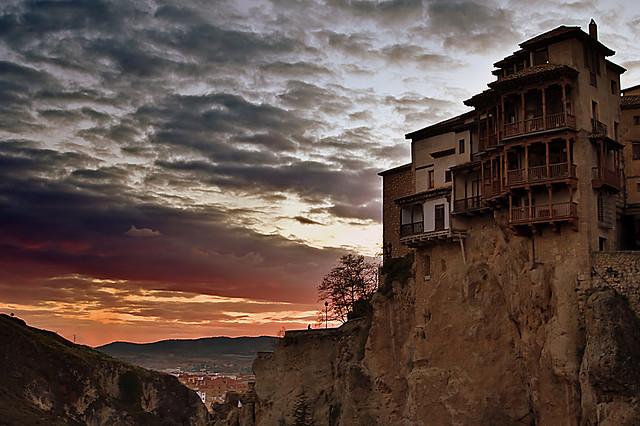 أهم الأماكن السياحية في اسبانيا  Cuenca