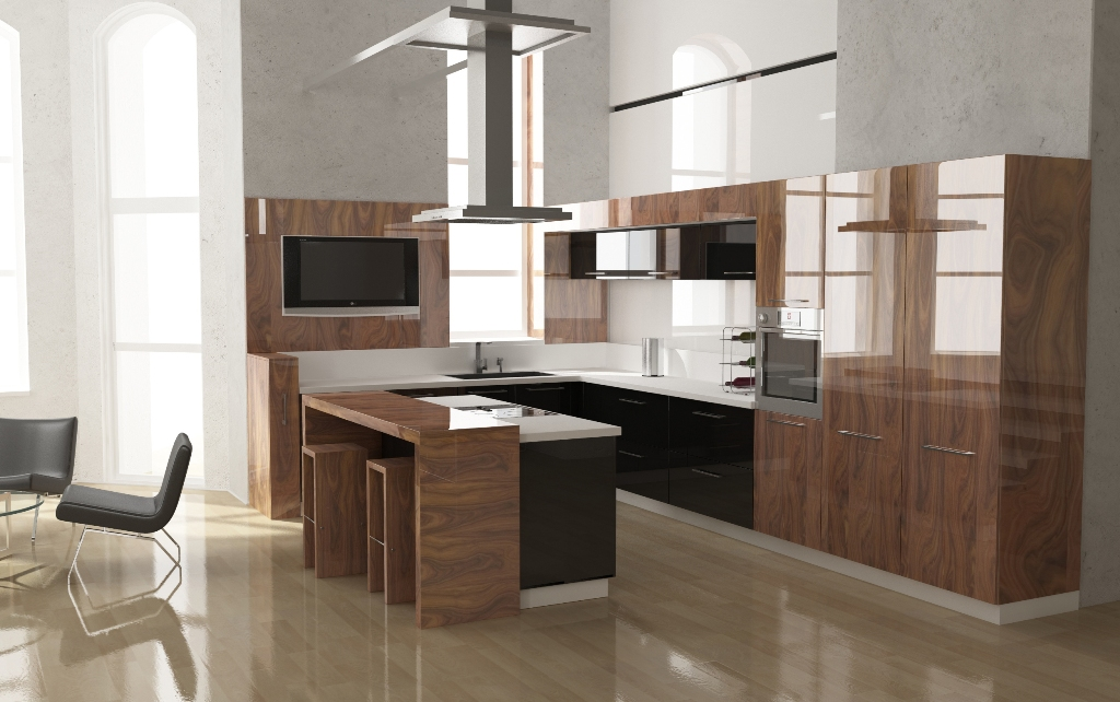 3d for Cuisine 3d design bromont