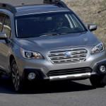 سوبارو اوت باك 2015 Subaru Outback