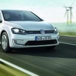 فولكس فاجن جولف الكهربائية 2015 Volkswagen E-Golf