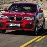 بي ام دبليو اكس فور 2015 - BMW X4