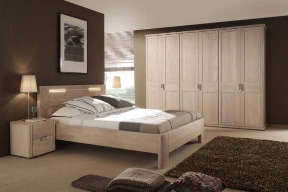 ستايل غرف نوم خشبية ماستر | المرسال