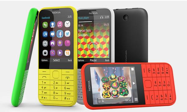 جوال نوكيا الجديد من ارخص الجوالات بشريحتين Nokia 225 Dual SIM