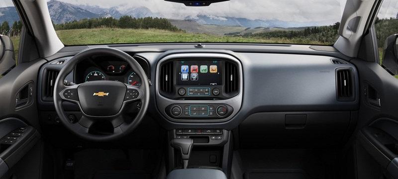 ������� �������� �������� ٢٠١٥ ����� Steering-wheel-of-a-car-2015-Chevrolet-Colorado.jpg
