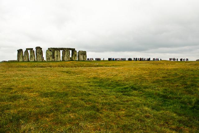 الأماكن السياحية (القروب الأخضر) Stonehenge.jpg