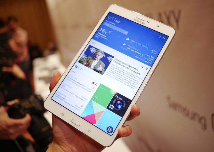 مواصفات واسعار وصور سامسونج Galaxy Tab 4 8.0 1