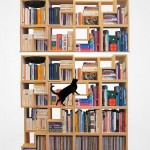 The Cat-Library by Corentin Dombrecht - 115918