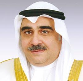 المهندس عادل فقيه وزير العمل السعودي المرسال