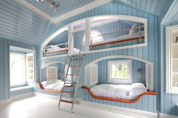 ������ ���� ���� ٢٠١٤ bunk-beds-for-kids-marine-style-design-blue-white.jpg