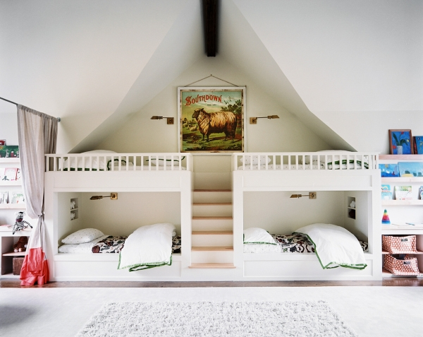 ������ ���� ���� ٢٠١٤ bunk-beds-for-kids-white-design-stairs.jpg