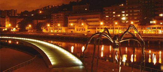 أهم الأماكن السياحية في اسبانيا  Capital-of-the-province-of-Viscaya