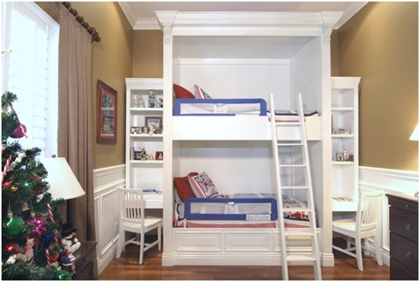 ������ ���� ���� ٢٠١٤ creative-space-bunk-beds-white-blue.jpg