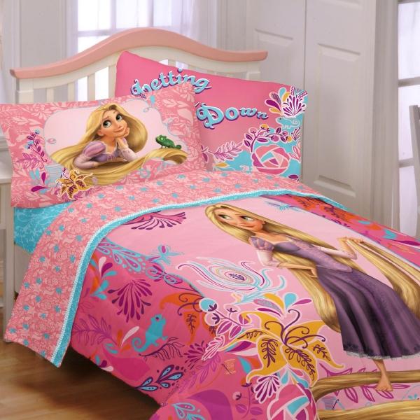 مفارش باربي للسرير بغرفة نوم بنات | المرسال