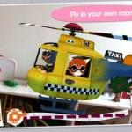صورة لعبة هيلكوبتر تاكسي helicopter taxi