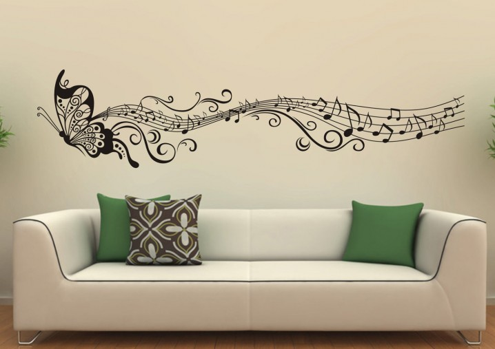 for Butterfly mural ideas