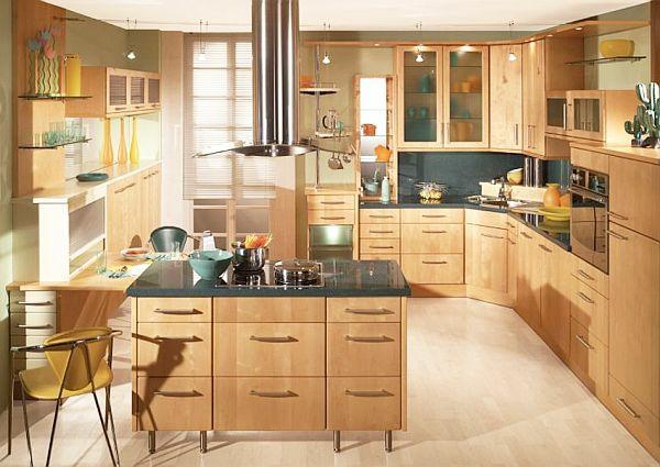 ������� ����� ����� ٢٠١٤ rustic-modern-kitchen-design-interior.jpg