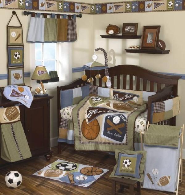 ����� ���� ٢٠١٥ ������ ������� sports-inspired-stylish-baby-boy-bedding.jpg