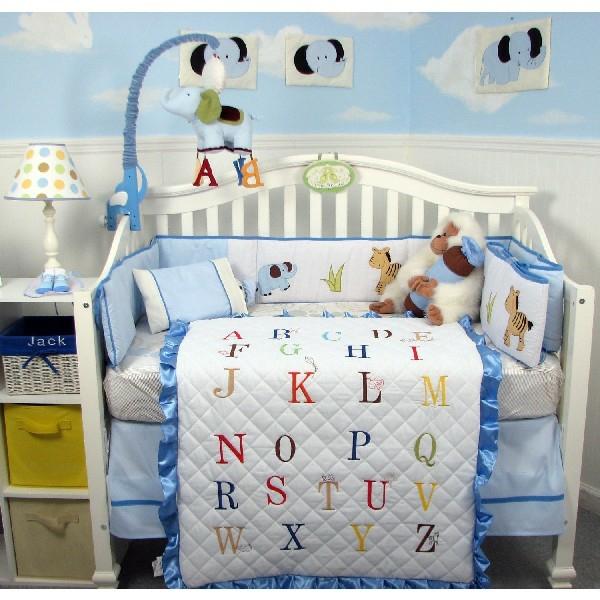 ����� ���� ٢٠١٥ ������ ������� stylish-alphabet-boys-bedding.jpg